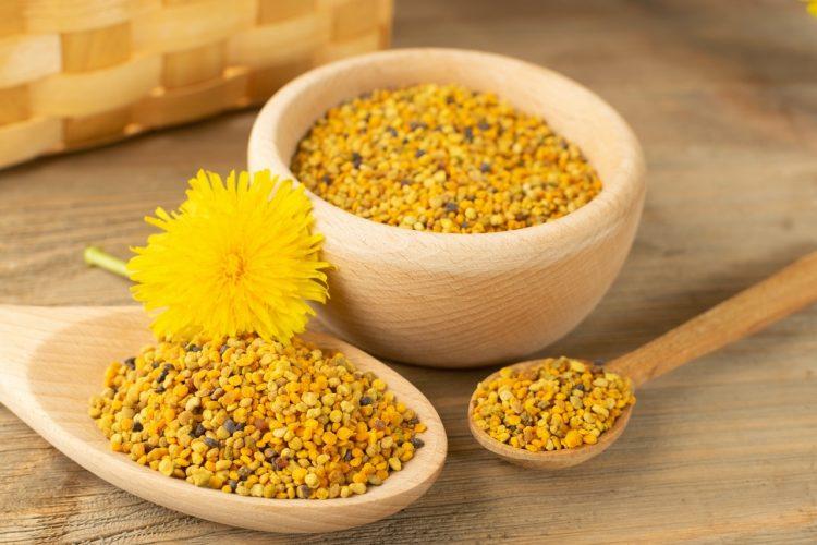 Les mille et un bienfaits inconnus du pollen !